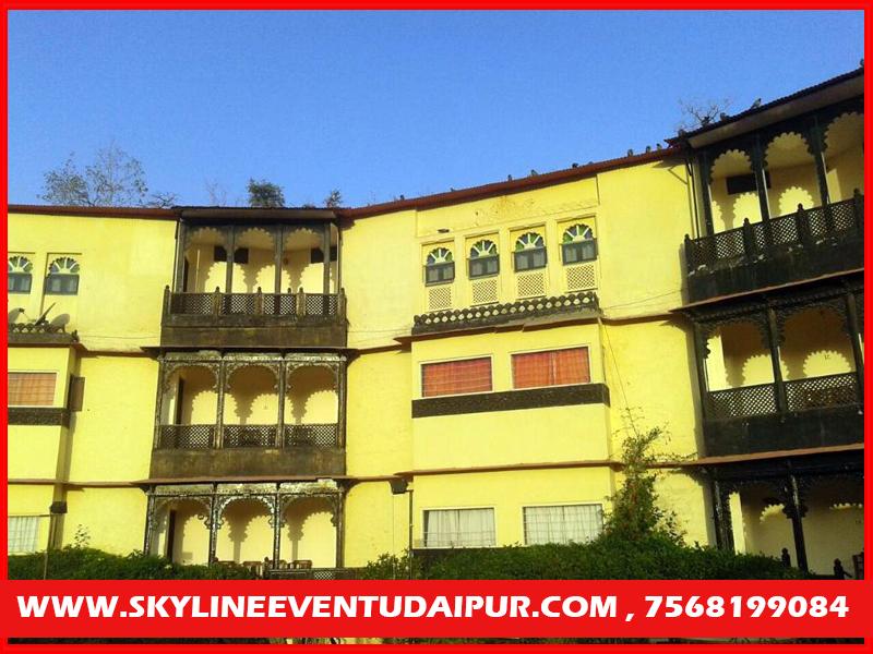 hotel kumbhal castle